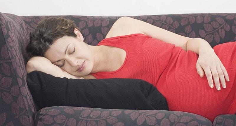 przenoszona ciąża